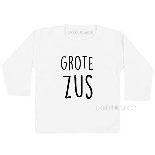 grote-zus-longsleeve-wit-baby-white-shirt-lange-mouw-voorkant