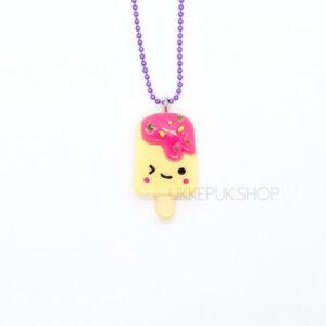 ijs-ijsje-icecream-ketting-kettingen-meisje-meisjes-girl-girls-sieraden-sieraad-hanger-kinderketting-kinderkettingen-hanger-hangers-geel-paars