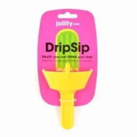 ijsjeshouder-drip-sip-rietje-waterijs-waterijsjeshouder-geel