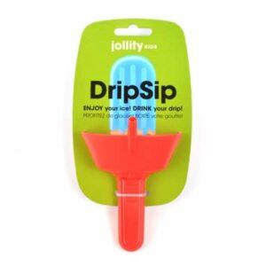ijsjeshouder-drip-sip-rietje-waterijs-waterijsjeshouder-rood