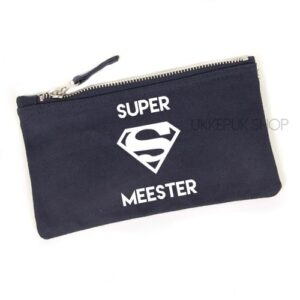 juf-meester-meneer-etui-met-naam-school-bedankt-blauw-super-meester