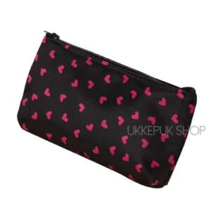 make-up-tasje-bag-meisje-kids-speel-pretend-fake-sweetheart-zwart-roze
