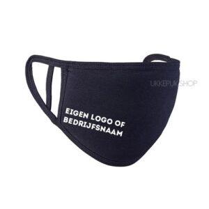 mondkapje-mondmasker-mondkap-bedrukt-bedrijf-bedrijfsnaam-naam-logo-business-zaak-zwart