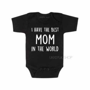 romper-i-have-the-best-mom-zwart