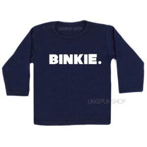 shirt-baby-kind-binkie-woord-blauw