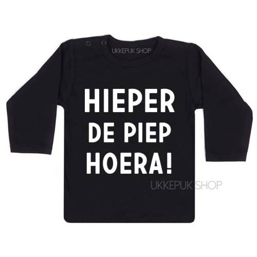 shirt-eerste-tweede-verjaardag-hieperdepiep-hoera-hieper-de-piep-jarig-feest-kleuter-peuter-zwart