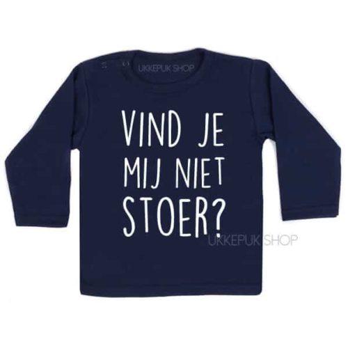 shirt-grote-broer-stoer-zwanger-blauw-voor