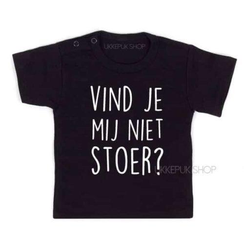 shirt-grote-broer-stoer-zwanger-zwart-voor