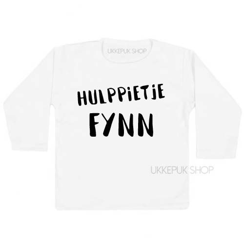 shirt-hulppietje-hulp-piet-hulppiet-naam-sinterklaas-wit