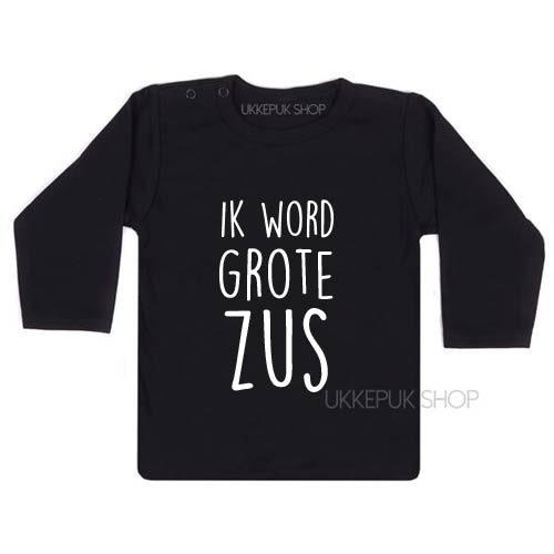 shirt-ik-word-grote-zus-zwanger-aankondiging-pregnant-zwart