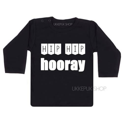 shirt-jarig-1-jaar-verjaardag-verjaardagsshirt-hip-hip-hooray-kind-2-3-zwart