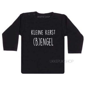 shirt-kerst-kerstmis-feestdagen-december-kerstfeest-peuter-kleuter-kind-kerst-engel-bengel-zwart