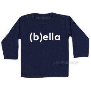 shirt-met-naam-ella-bella-blauw