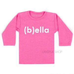 shirt-met-naam-ella-bella-roze
