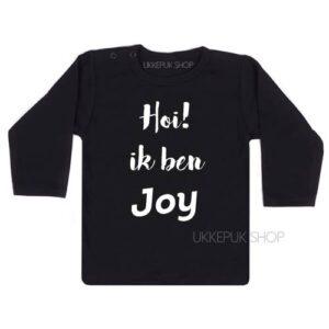 shirt-met-naam-joy-hoi-ik-ben-zwart