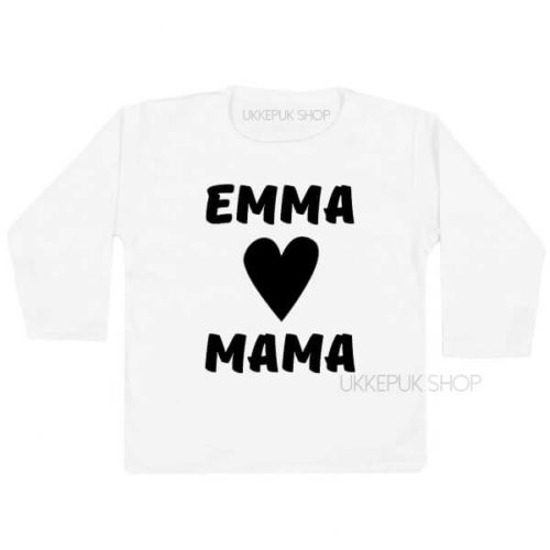 shirt-naam-hartje-mama-wit