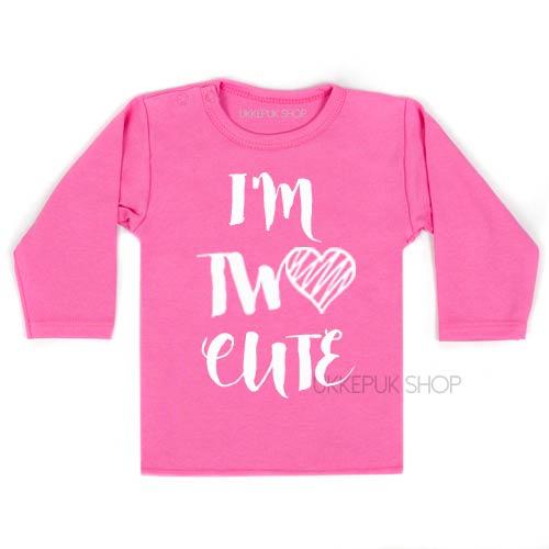 verjaardag-shirt-twee-two-cute-jarig-kind-peuter-jaar-birthday-verjaardagsshirt-feest-roze