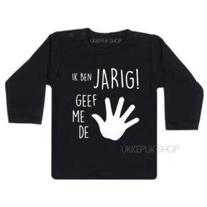 verjaardag-shirt-vijf-jaar-geef-me-de-vijf-high-five-hand