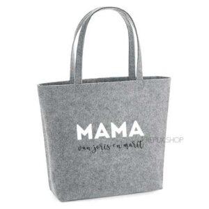 vilten-tas-bedrukt-mama-van-namen-kind-kinderen-big-shopper-boodschappen-boodschappentas-lichtgrijs