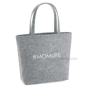 vilten-tas-bedrukt-momlife-mama-big-shopper-boodschappen-boodschappentas-lichtgrijs