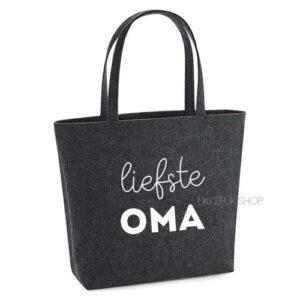 vilten-tas-bedrukt-oma-big-shopper-boodschappen-boodschappentas-donkergrijs